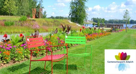 City Outlet Bad Muenstereifel Tourismus Gartenschaupark Zuelpich