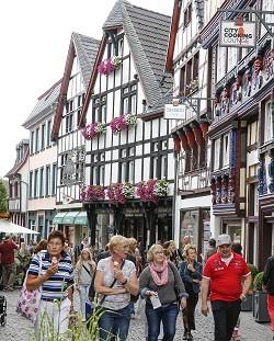City Outlet Bad Muenstereifel Tourismus Hotel Wolfsschlucht Erftschlösschen