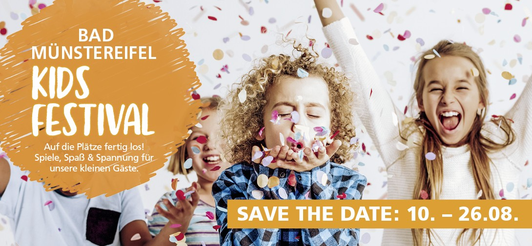 Kids Festival im City Outlet Bad Münstereifel